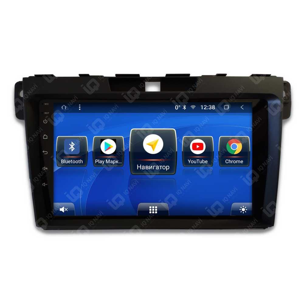 Автомагнитола IQ NAVI T58-1905CFHD Mazda CX-7 (2009-2013) 9 (+ Камера заднего вида в подарок!) автомагнитола mazda 6