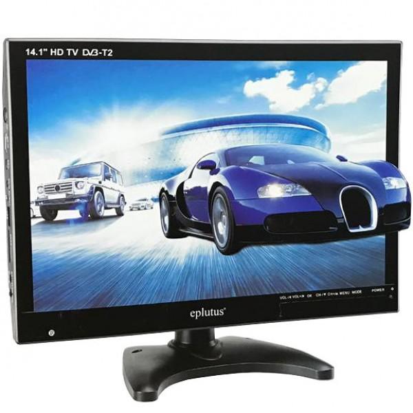 Автомобильный телевизор Eplutus EP-143T телевизор телефункен