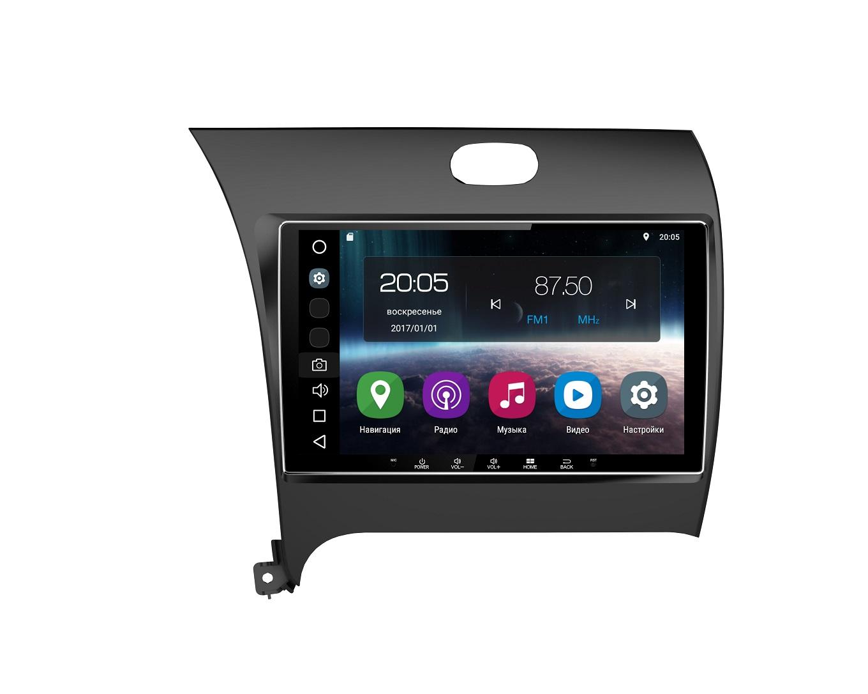Штатная магнитола FarCar s200 для KIA Cerato 2013+ на Android (V280R)