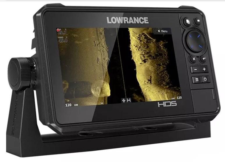 Картплоттер-эхолот Lowrance HDS-9 LIVE без датчика