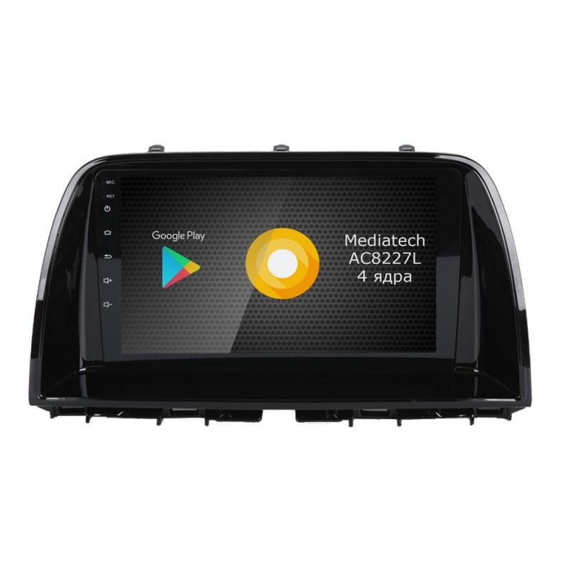 Штатная магнитола Roximo S10 RS-2410 для Mazda CX-5 (Android 8.1) (+ Камера заднего вида в подарок!)