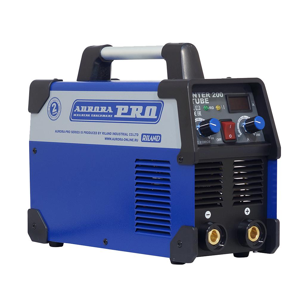 цена на Сварочный инвертор AuroraPRO INTER 200 TUBE (MOSFET)