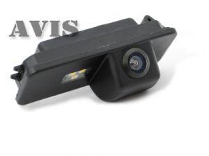 CCD штатная камера заднего вида AVIS AVS321CPR (#103) для VOLKSWAGEN BEETLE (2006-2010) / POLO V HATCH / PASSAT CC / SCIROCCO 2x led t10 w5w clearance lights car parking light for vw polo golf 4 5 6 7 gti passat b5 b6 jetta mk5 mk6 cc eos touareg beetle