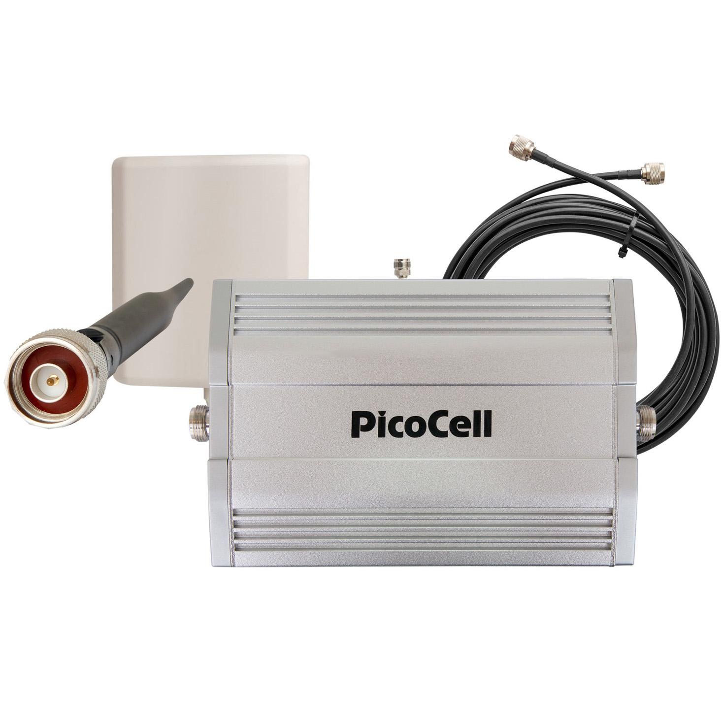 Готовый комплект усиления сотовой связи PicoCell 2000 SXB+ (LITE 1) (+ Кронштейн в подарок!) готовый комплект усиления сотовой связи picocell 2000 sxb lite 2 кронштейн в подарок
