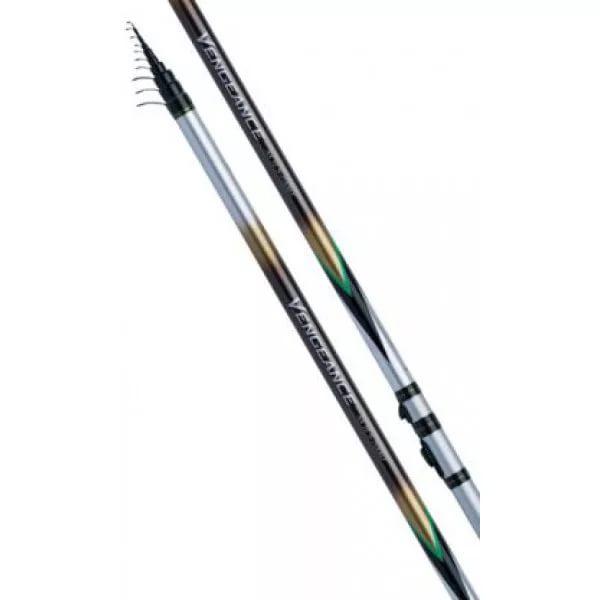 Удилище Shimano VENGEANCE AX TE GT 5-700 ( Тест гр.4-20 )