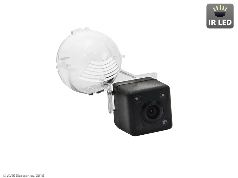 CMOS ИК штатная камера заднего вида AVIS Electronics AVS315CPR (#161) для SUZUKI GRAND VITARA III (2005-2014)/ VITARA II (2015-...) cmos ик штатная камера заднего вида avis electronics avs315cpr 096 для toyota land cruiser prado 150