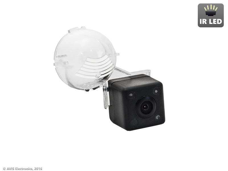 CMOS ИК штатная камера заднего вида AVEL Electronics AVS315CPR (#161) для SUZUKI GRAND VITARA III (2005-2014)/ VITARA II (2015-...)