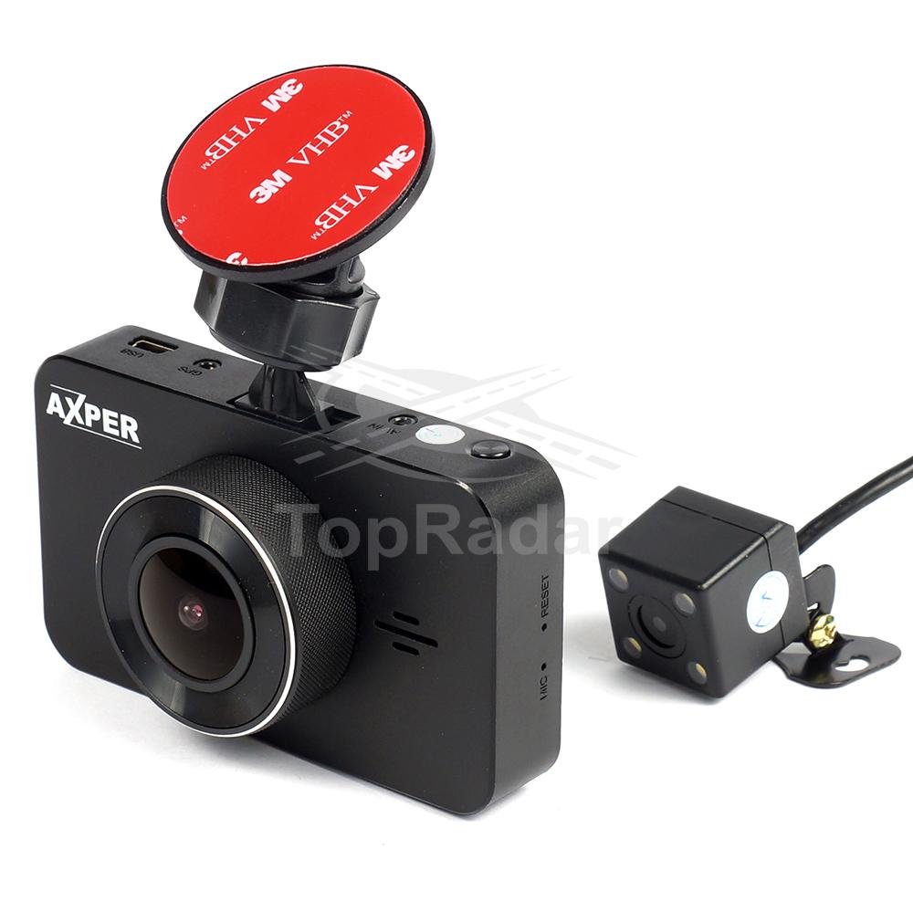 Видеорегистратор AXPER Throne GPS автомобильный видеорегистратор axper throne gps