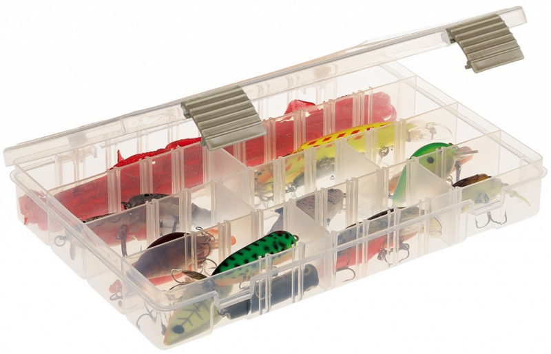 Коробка для приманок Plano 2-3620-00 279х184х44 мм цена и фото