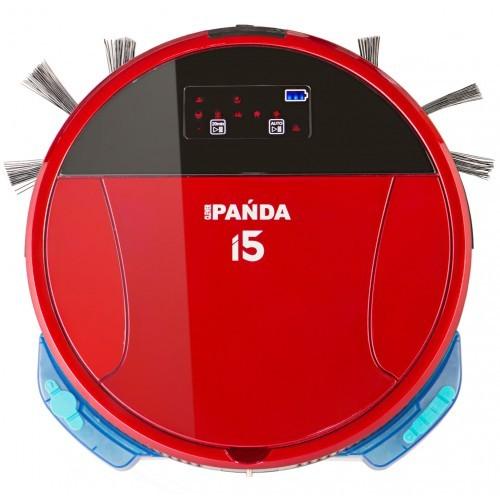 Робот пылесос cleverPANDA i5 RED NEW 2019