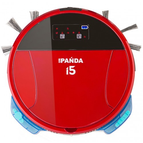 Робот-пылесос PANDA i5 RED робот пылесос panda робот пылесос panda x 800 multifloor red