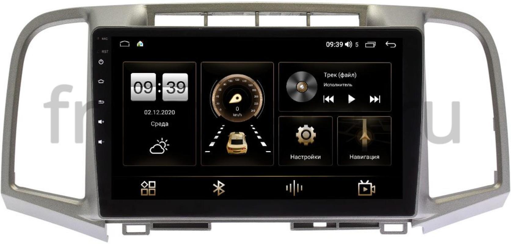 Штатная магнитола Toyota Venza 2009-2017 (без JBL) LeTrun 4166-9358 на Android 10 (4G-SIM, 3/32, DSP, QLed) (+ Камера заднего вида в подарок!)