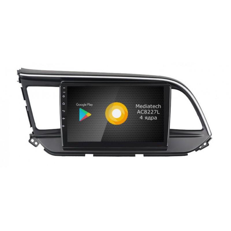 Автомагнитола Roximo S10 RS-2026 для Hyundai Elantra 6 2019 (+ Камера заднего вида в подарок!)