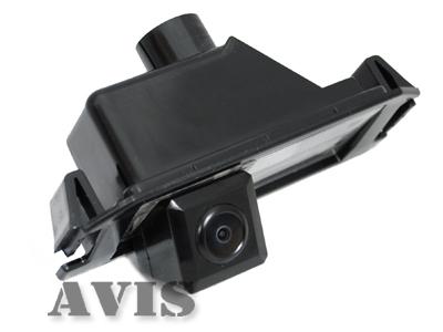 CMOS штатная камера заднего вида AVIS AVS312CPR для HYUNDAI I20 / I30 (#026)