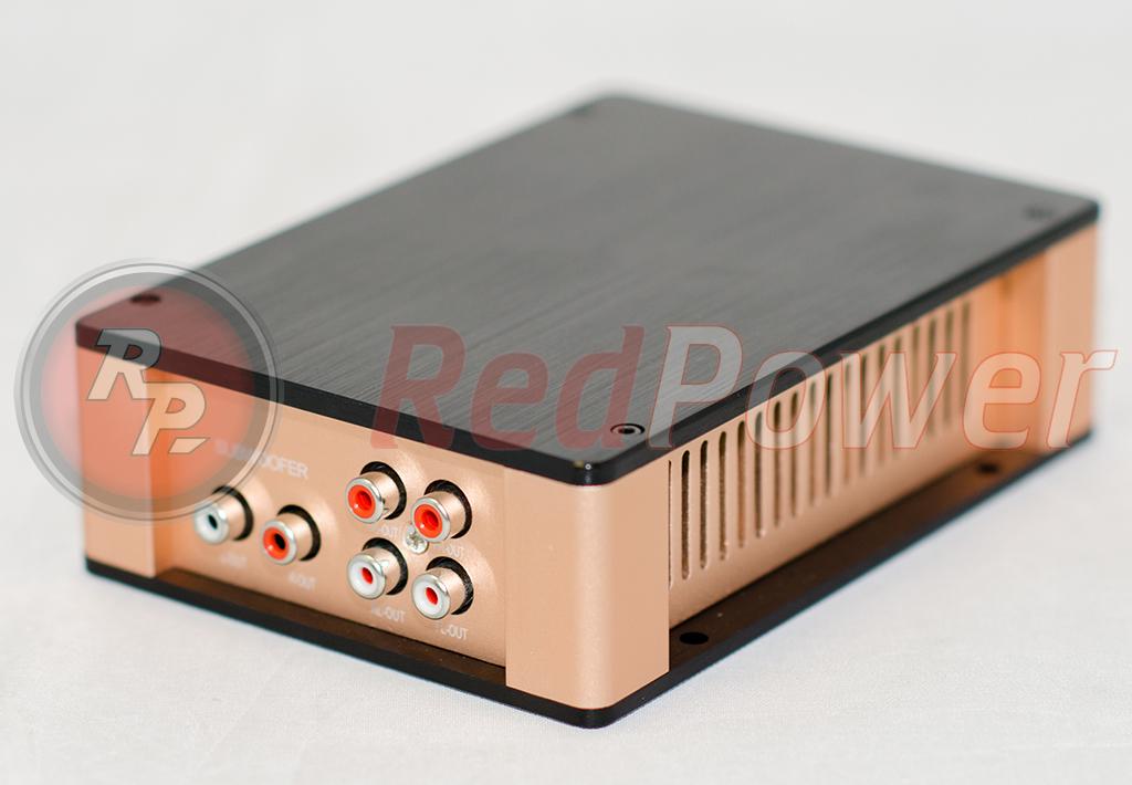 Звуковой аудио процессор DSP Redpower стоимость