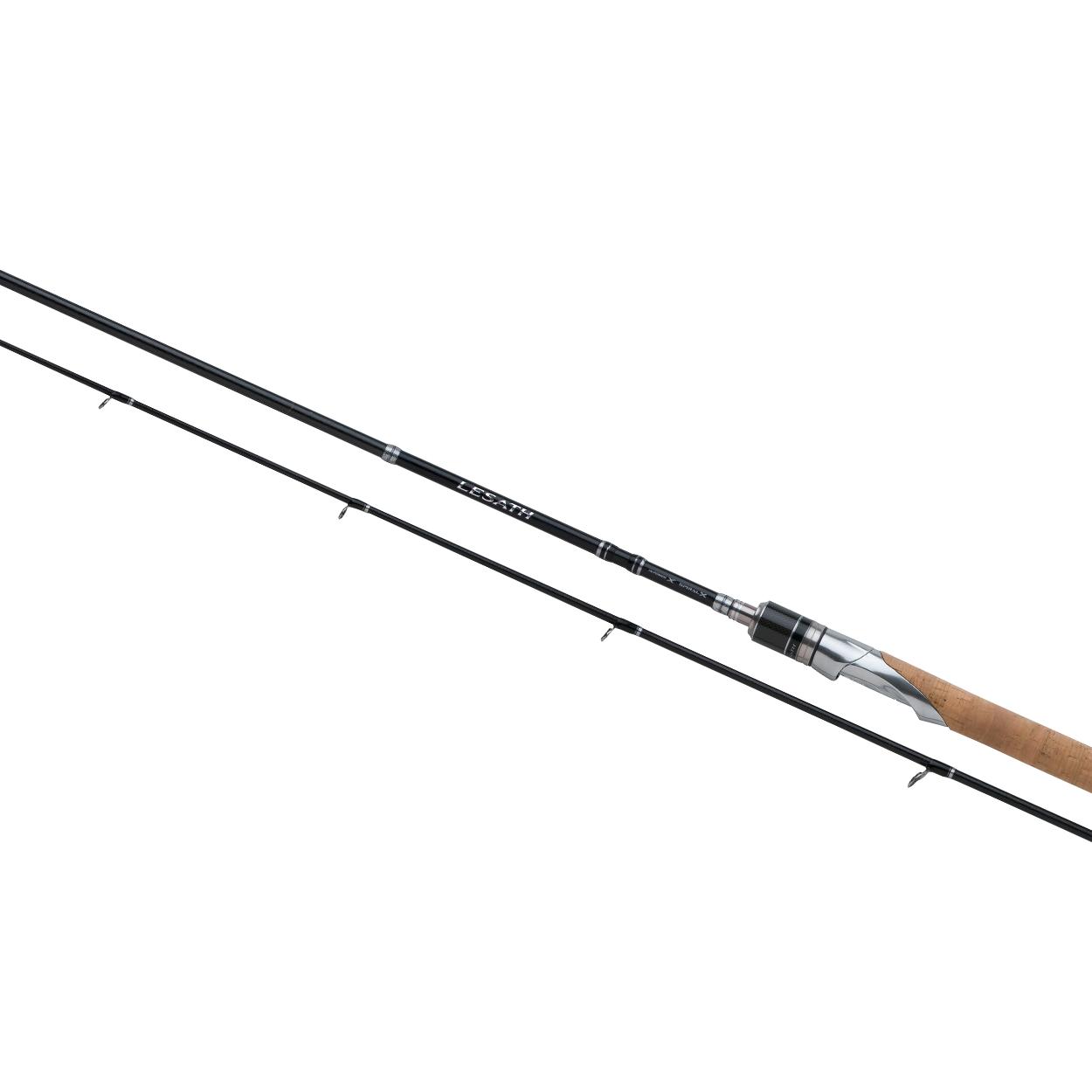 Удилище спиннинговое Shimano LESATH DX SPINNING 8'6 XH SS (+ Леска в подарок!)