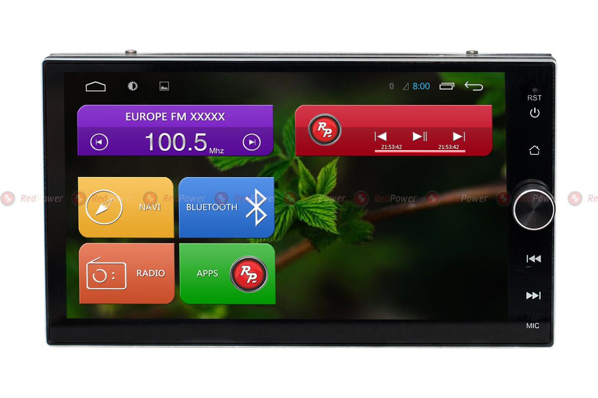 Автомагнитола Redpower 31001 IPS DSP 2Din/Nissan (сенсорные кнопки) стоимость