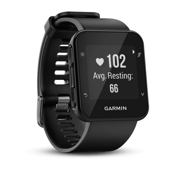 Garmin Forerunner 35, Black, Черные garmin approach s60 black gps golf