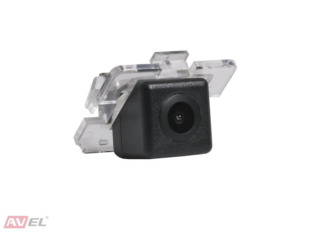 CMOS штатная камера заднего вида AVS110CPR (#060) для автомобилей Citroen/ Mitsubishi/ Peugeot