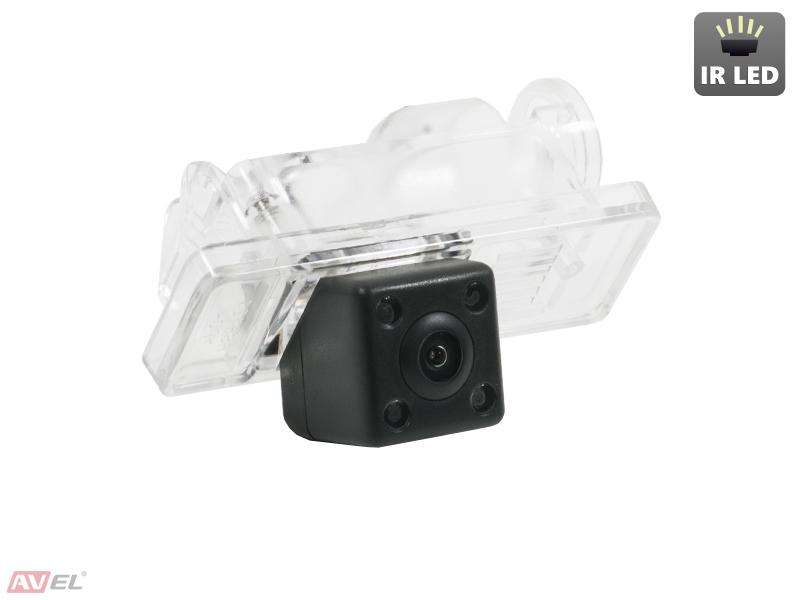 Штатная камера заднего вида Avis AVS315CPR (#055) для MERCEDES SPRINTER / VARIO / VIANO 639 (2003-...) / VITO универсальная камера заднего вида avis avs325cpr 107 cmos