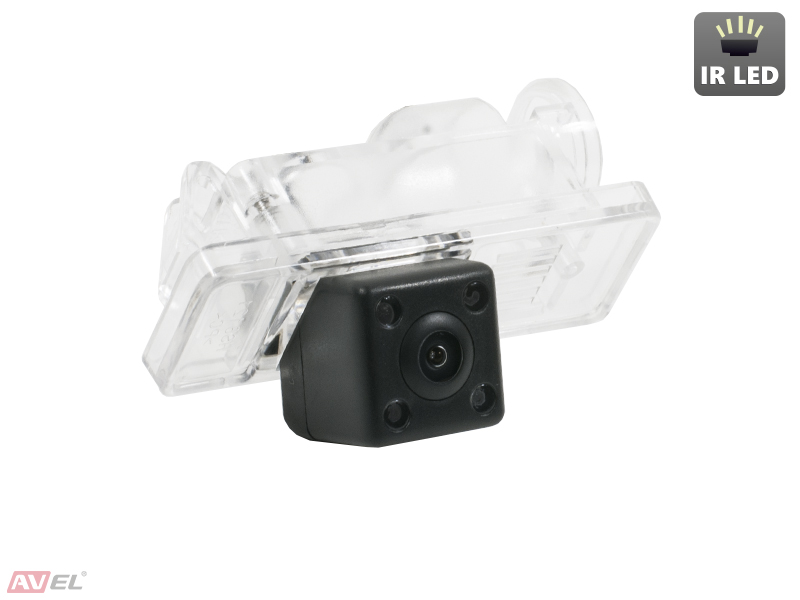 Штатная камера заднего вида Avis AVS315CPR (#055) для MERCEDES SPRINTER / VARIO / VIANO 639 (2003-...) / VITO