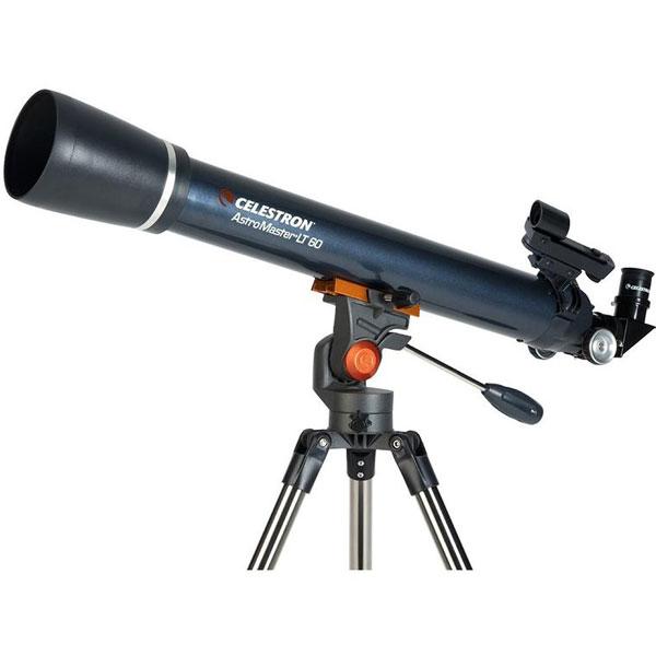 Фото - Телескоп Celestron AstroMaster LT 60 AZ (+ Книга «Космос. Непустая пустота» в подарок!) телескоп bresser arcturus 60 700 az книга космос непустая пустота в подарок