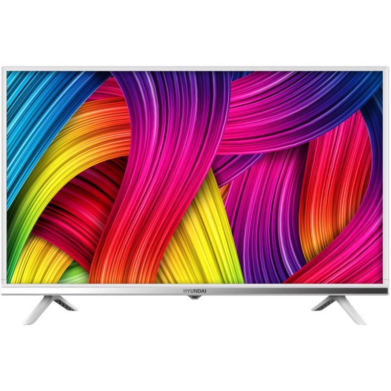 Телевизор LED Hyundai 32 H-LED32ET3021 белый цена