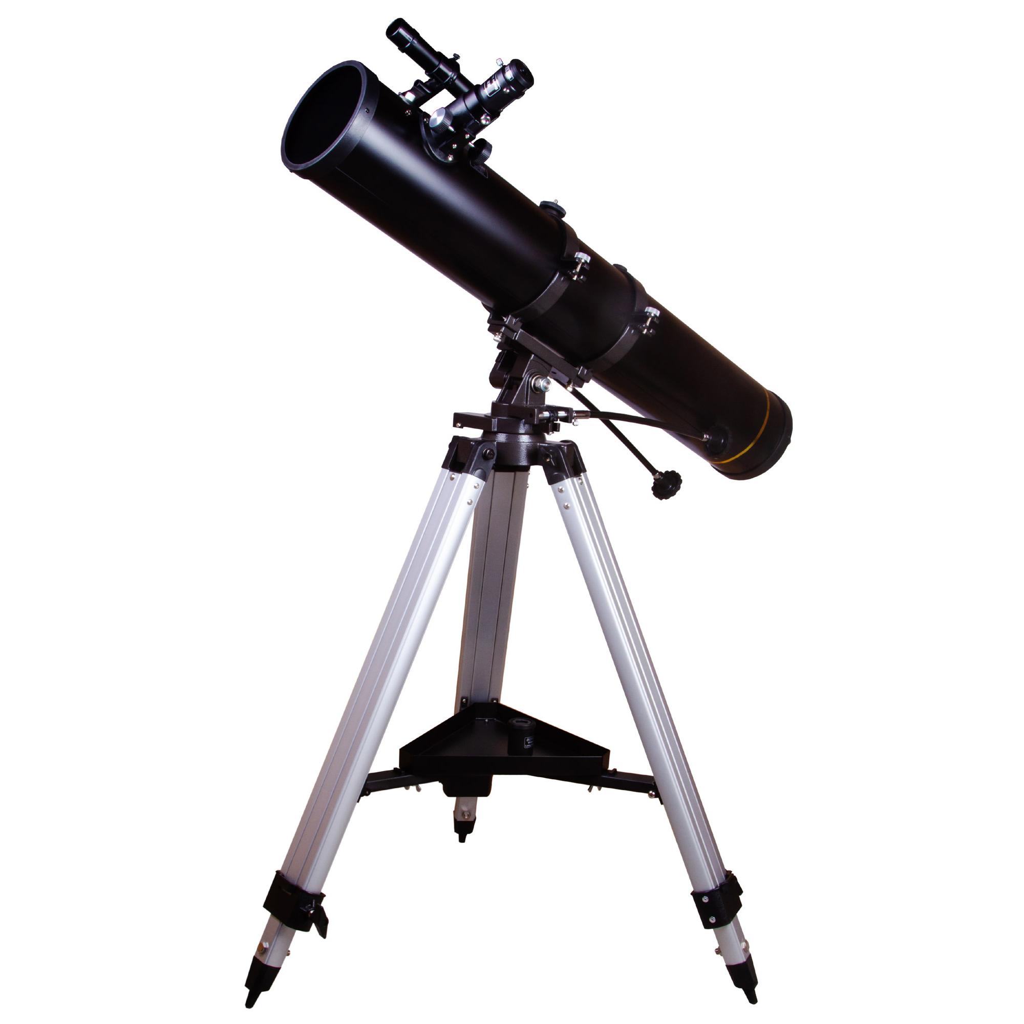Фото - Телескоп Levenhuk Skyline BASE 110S (+ Книга знаний «Космос. Непустая пустота» в подарок!) дефлектор капота skyline mitsubishi lancer 10 2007