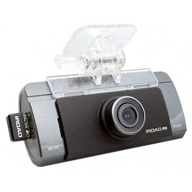 Видеорегистратор IROAD A9 (+ Карта памяти microSD на 64 ГБ в подарок!) автомобильный видеорегистратор iroad v9