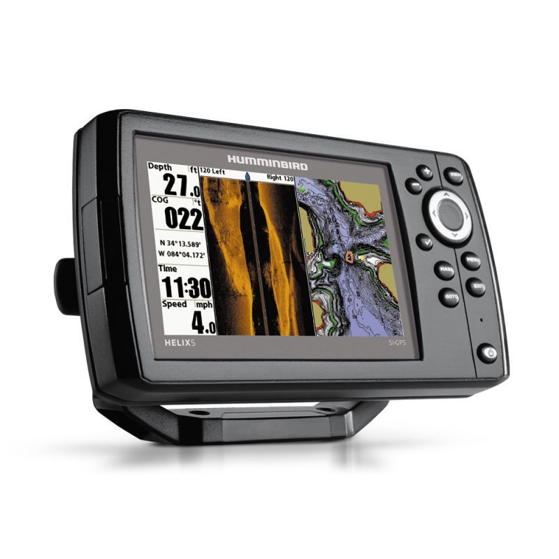 Эхолот Humminbird Helix 5x Chirp SI GPS G2 ACL humminbird 688ci hd xd internal gps sonar combo xtreme depth fishfinder