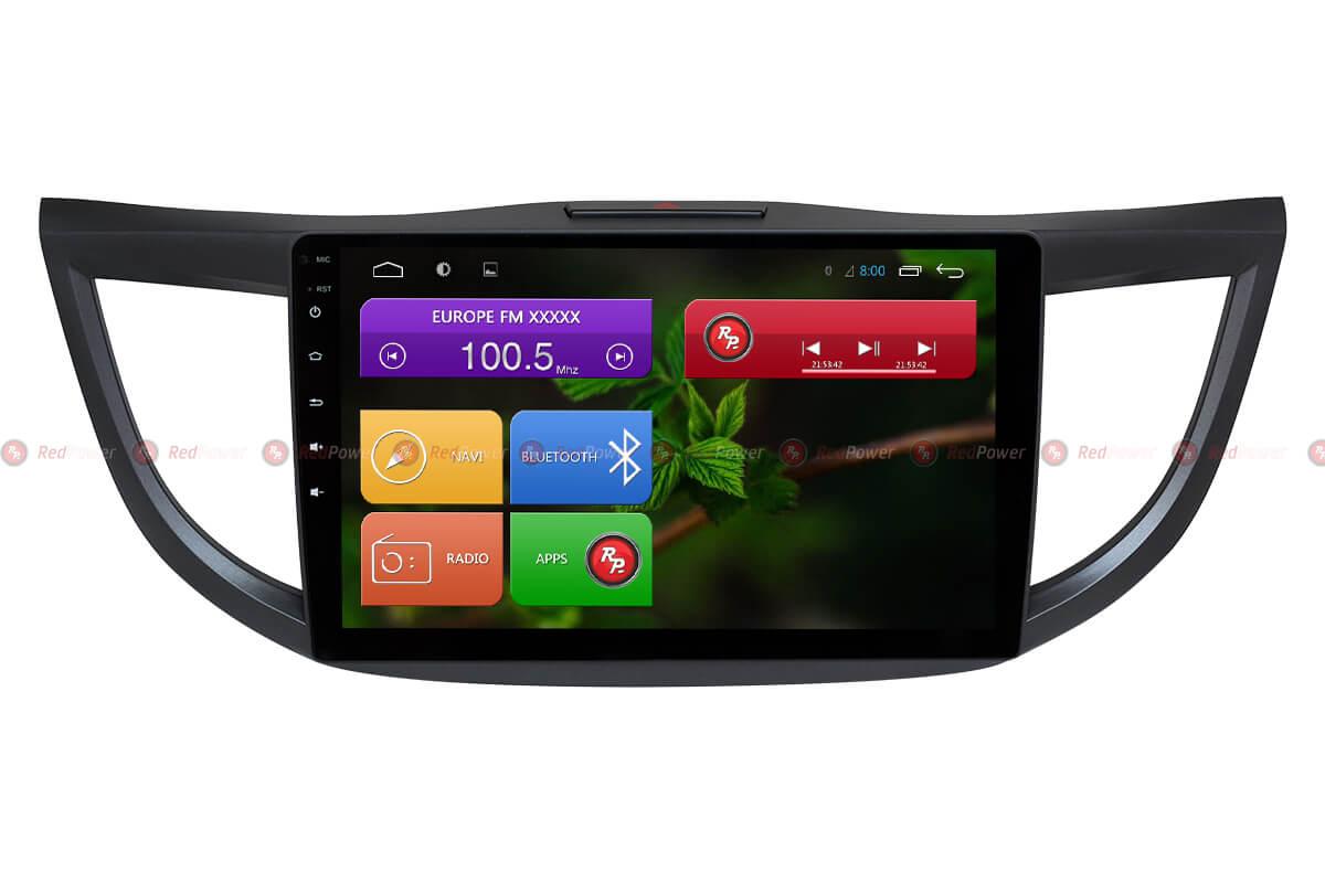 Автомагнитола для Honda CRV 2012-2016 гг. Redpower 31111 R IPS DSP ANDROID 7 автомагнитола для honda crv 2012 2016 гг redpower 31111 r ips dsp android 7