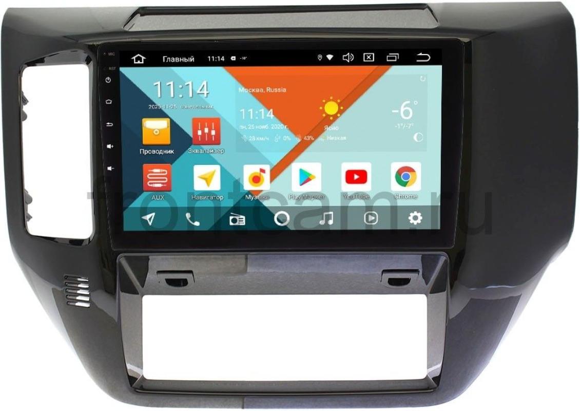 Штатная магнитола Nissan Patrol V (Y61) Wide Media KS9-239QR-3/32 DSP CarPlay 4G-SIM на Android 10 (+ Камера заднего вида в подарок!)