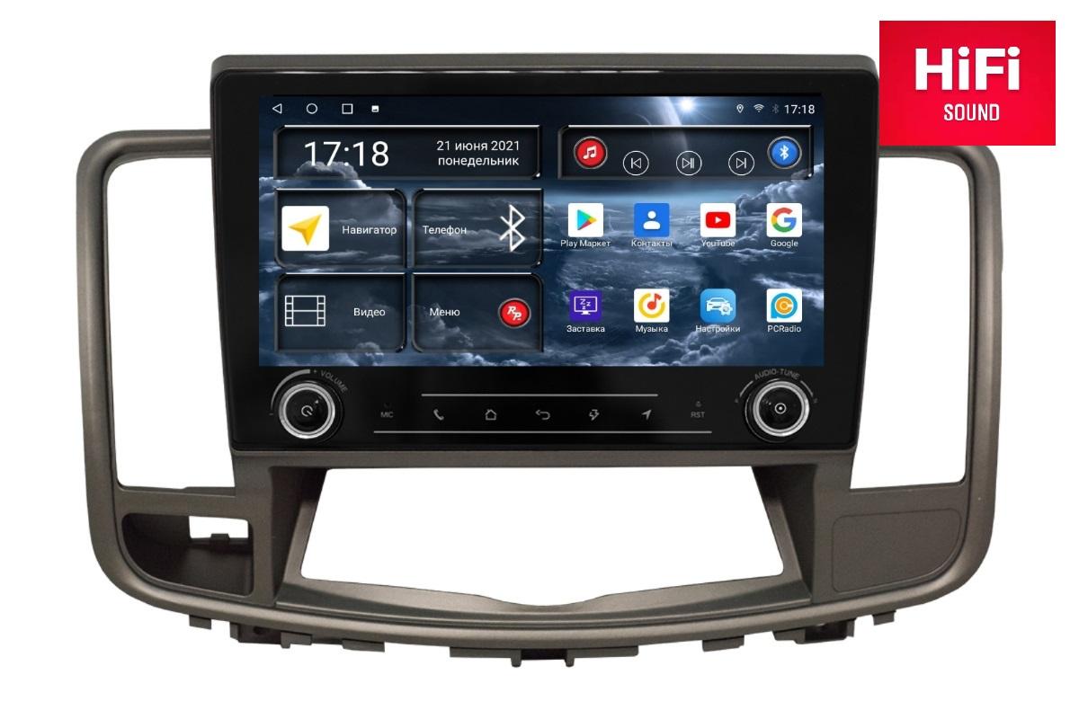 Автомагнитола RedPower K75300 Hi-Fi для Nissan Teana J32 с монохромным дисплеем (02.2008-02.2014) (+ Камера заднего вида в подарок!)