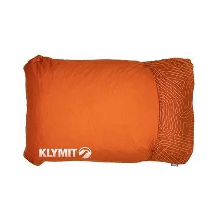 Подушка Drift Camp Pillow Large оранжевая