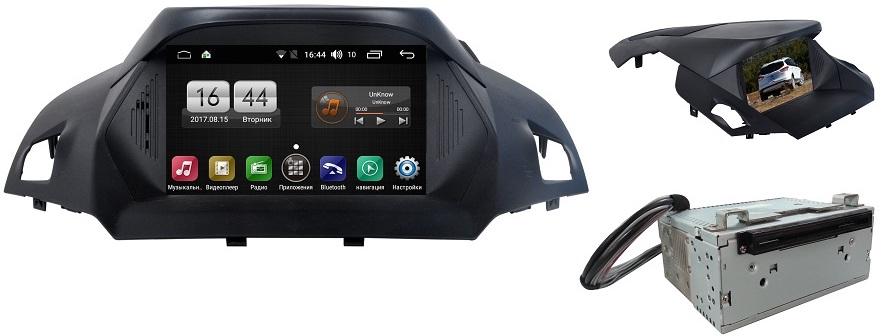 Штатная магнитола FarCar s170 для Ford Kuga на Android (L362) штатная магнитола farcar s160 для ford fusion explorer expedition mustang на android m148