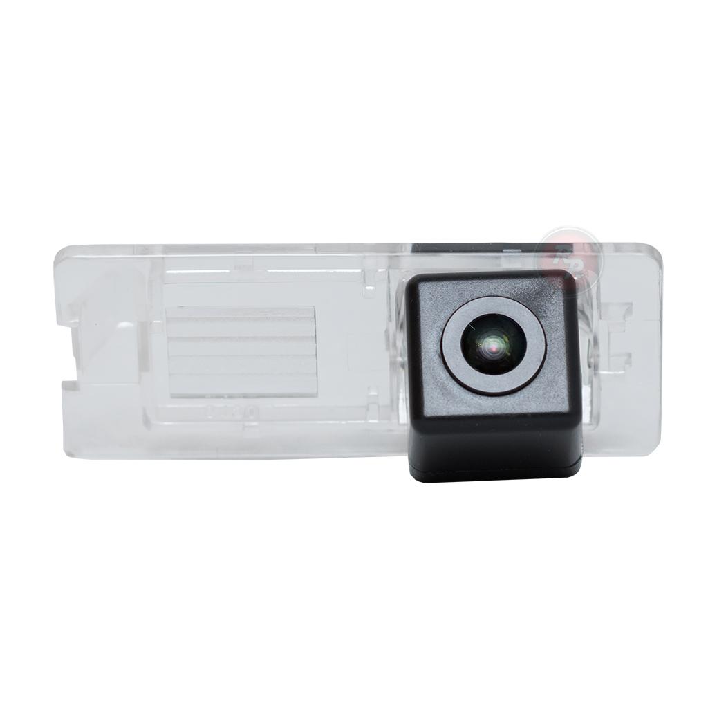 Фото - Штатная видеокамера парковки Redpower REN301P Premium для Renault Megane (2008+) видеокамера