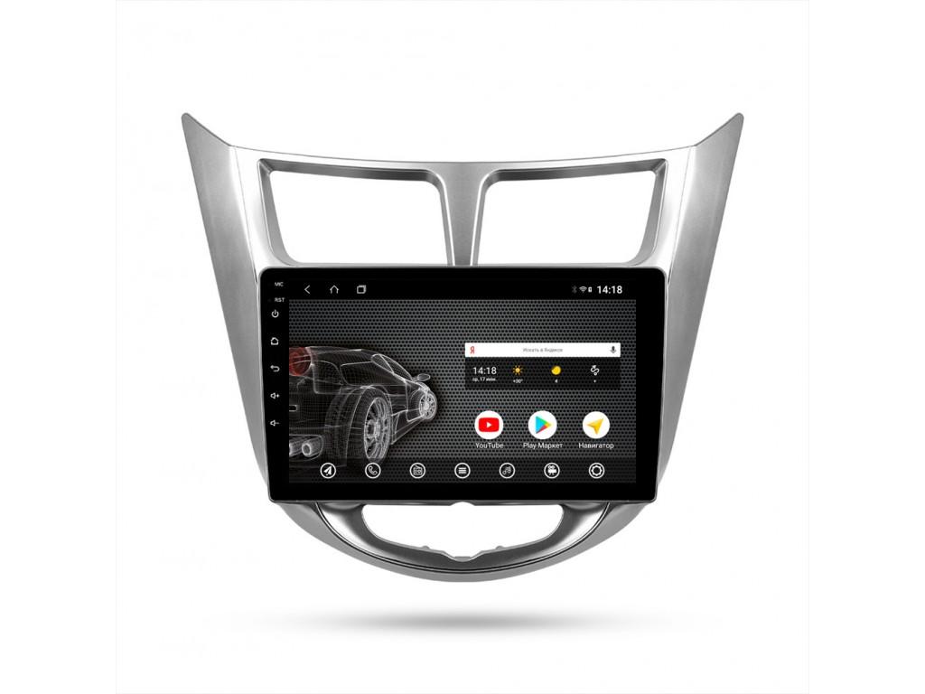 Головное устройство vomi ST2808-T3 для Hyundai Solaris 2010-2016 (+ Камера заднего вида в подарок!)