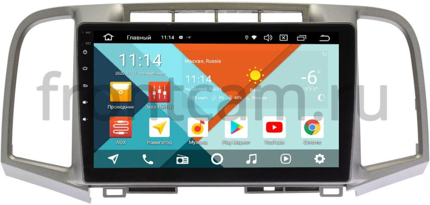 Штатная магнитола Toyota Venza 2009-2017 (с JBL) Wide Media KS9-9359QR-3/32 DSP CarPlay 4G-SIM на Android 10 (API 29) (+ Камера заднего вида в подарок!)