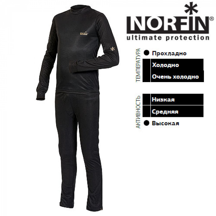 Термобелье Norfin Junior THERMO LINE JUNIOR B рост 164