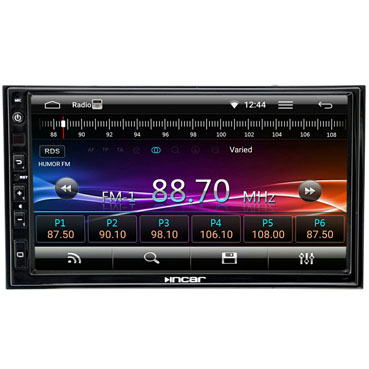 Штатная магнитола Incar AHR-7380 2DIN (Android 5.1) volkswagen intro ahr 8686 android
