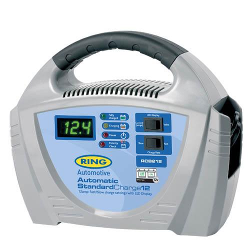 Автоматическое зарядное устройство Ring Automotive RECB212 (12В, 12А) idt71256 sa35sog1 automotive computer board