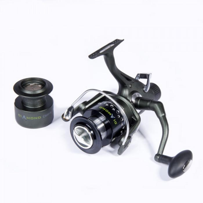 Катушка Salmo Diamond CARP 5 6000BR катушка для рыбалки salmo sniper baitfeeder 1 6000br