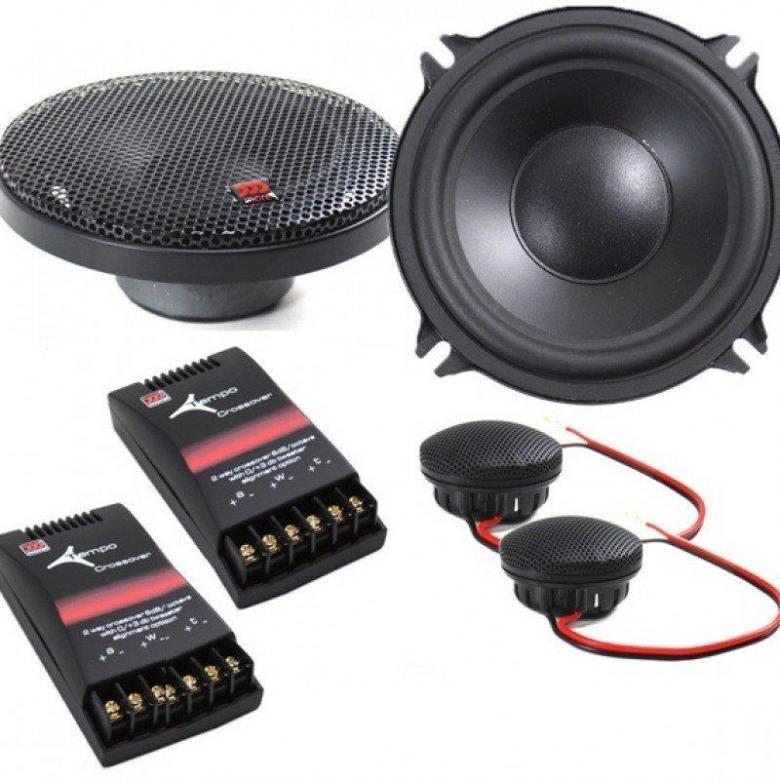 2-компонентная акустика Morel Tempo 5