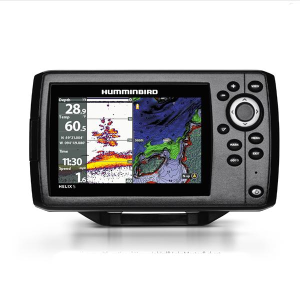 Эхолот Humminbird Helix 5x CHIRP GPS G2 эхолот humminbird 678cx hd