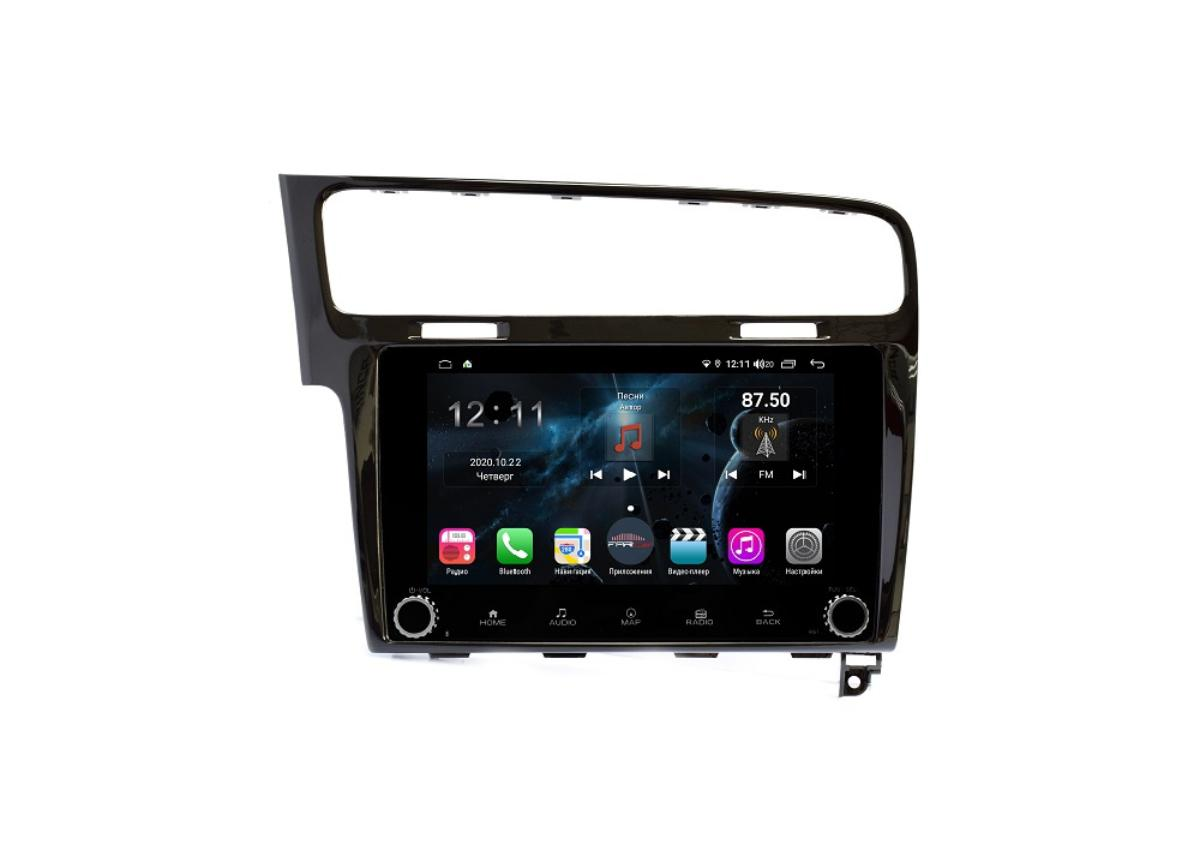 Штатная магнитола FarCar s400 для VW Golf 7 на Android (H257RB) (+ Камера заднего вида в подарок!)