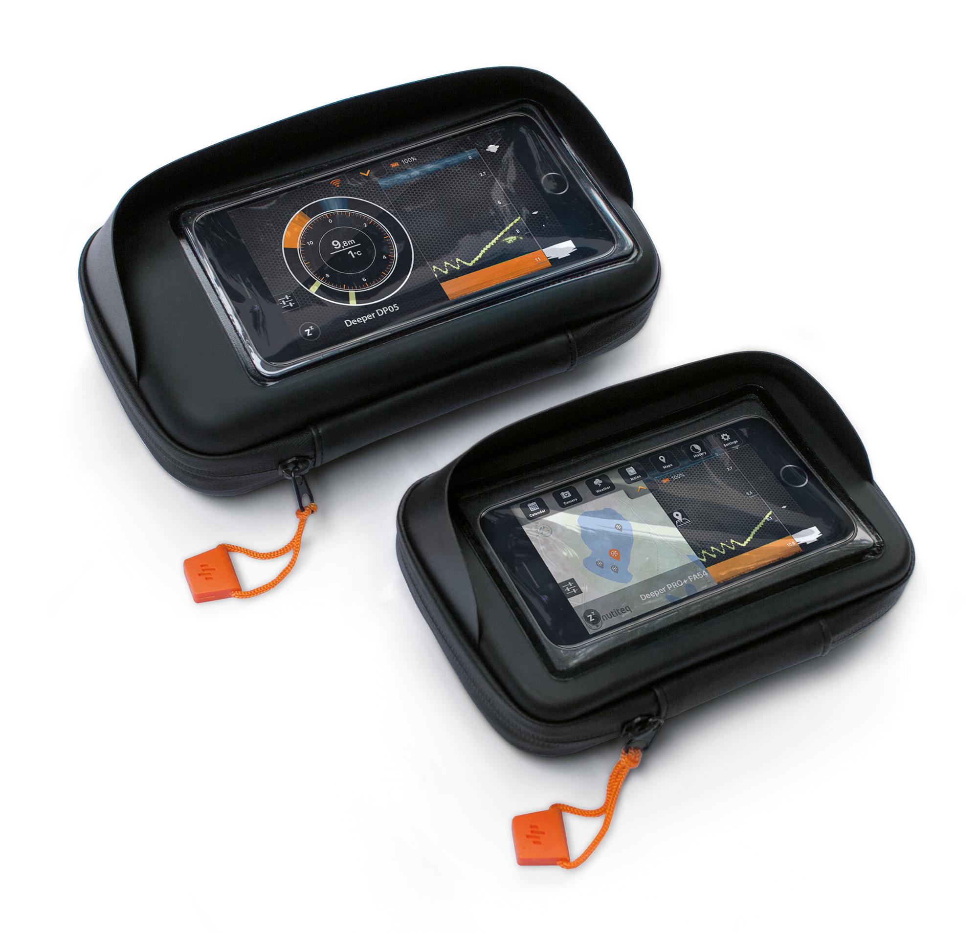 Зимний чехол для смартфонов Deeper (Small) бот для рыбалки archeage