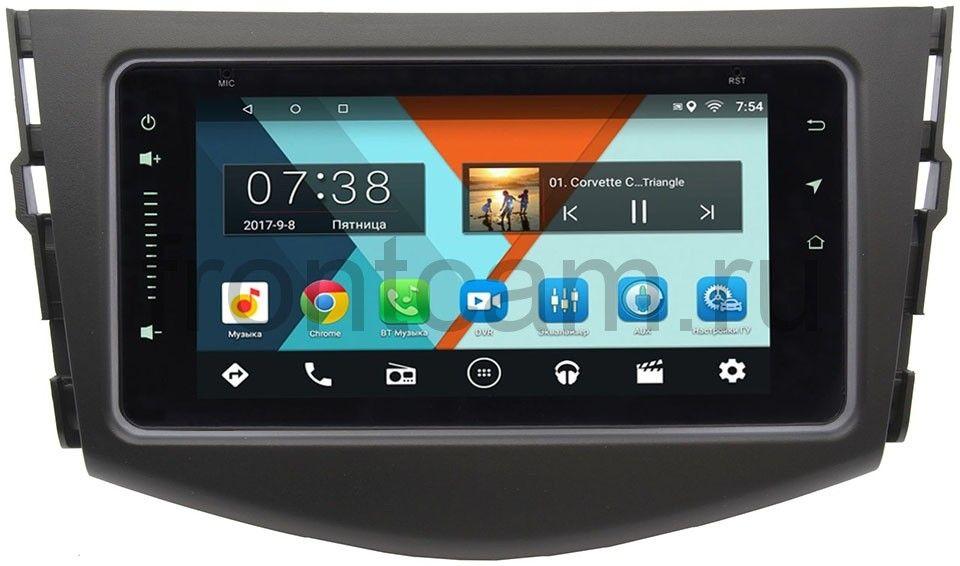 Штатная магнитола Toyota RAV4 (XA30) 2006-2013 Wide Media MT6901-RP-TYRV3XW-02 на Android 7.1.1 (+ Камера заднего вида в подарок!)