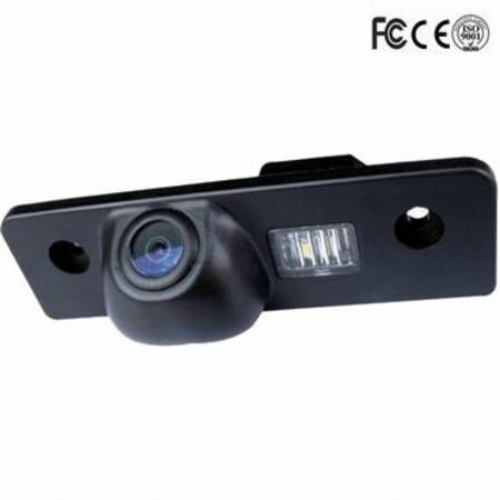 Камера заднего вида для Skoda Intro VDC-010 Skoda Octavia (2004 - 2013) камера заднего вида для nissan intro vdc 090 nissan tiida 2004 2013