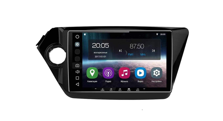 Штатная магнитола FarCar s200 для KIA Rio 2011+ на Android (V106R)