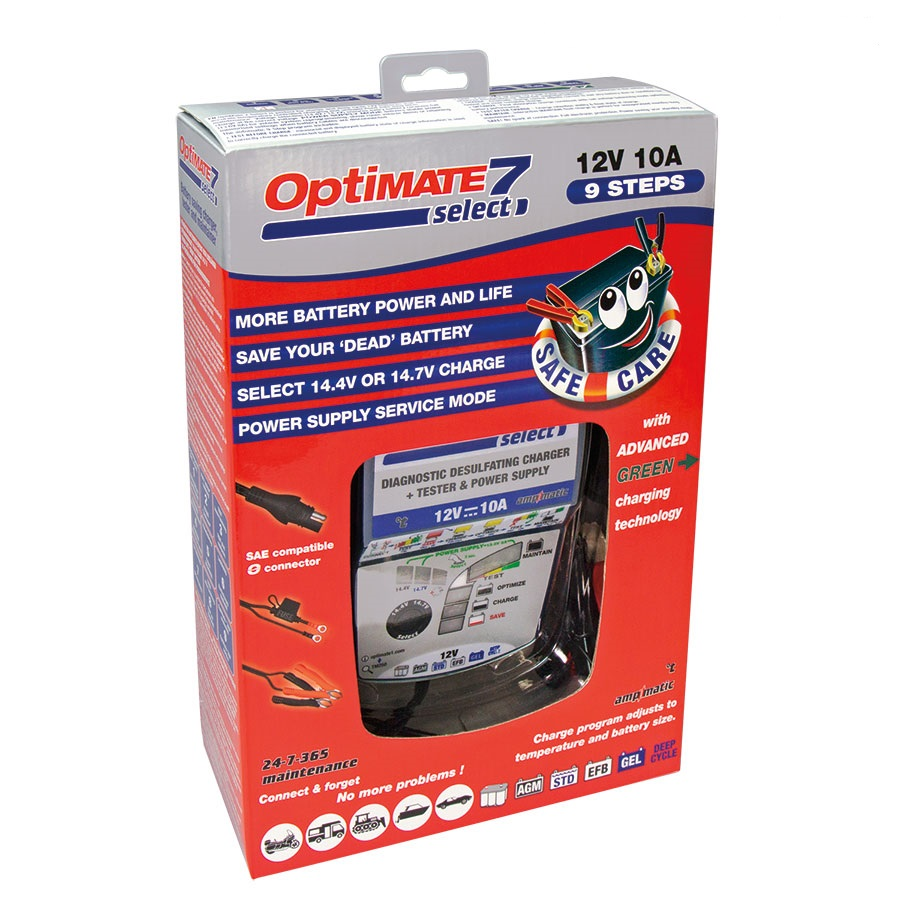 Зарядное устройство OptiMate 7 Select TM250